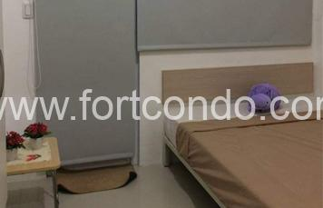Fully Furnished One Bedroom with balcony for Sale in Light Residences in Madison, Mandaluyong, Metro Manila