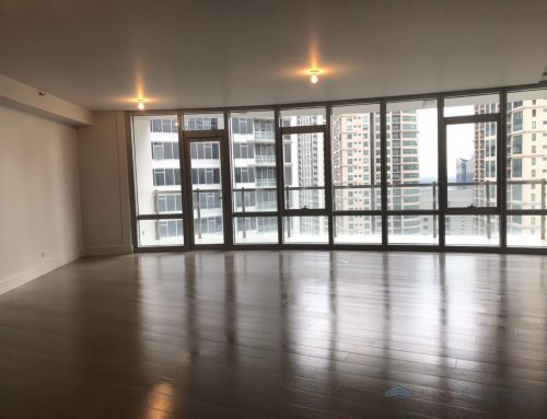 Proscenium at Rockwell | Three Bedroom 3BR Condominium with Balcony For Sale at Rockwell Makati City