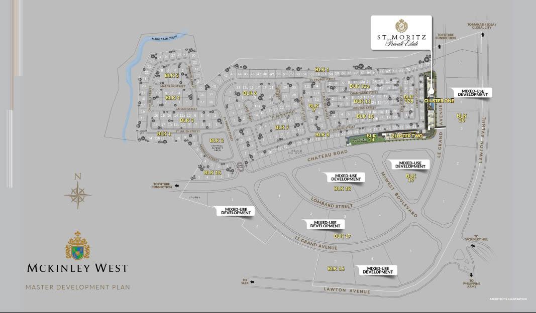 mckinley-west-condos-master-development-plan