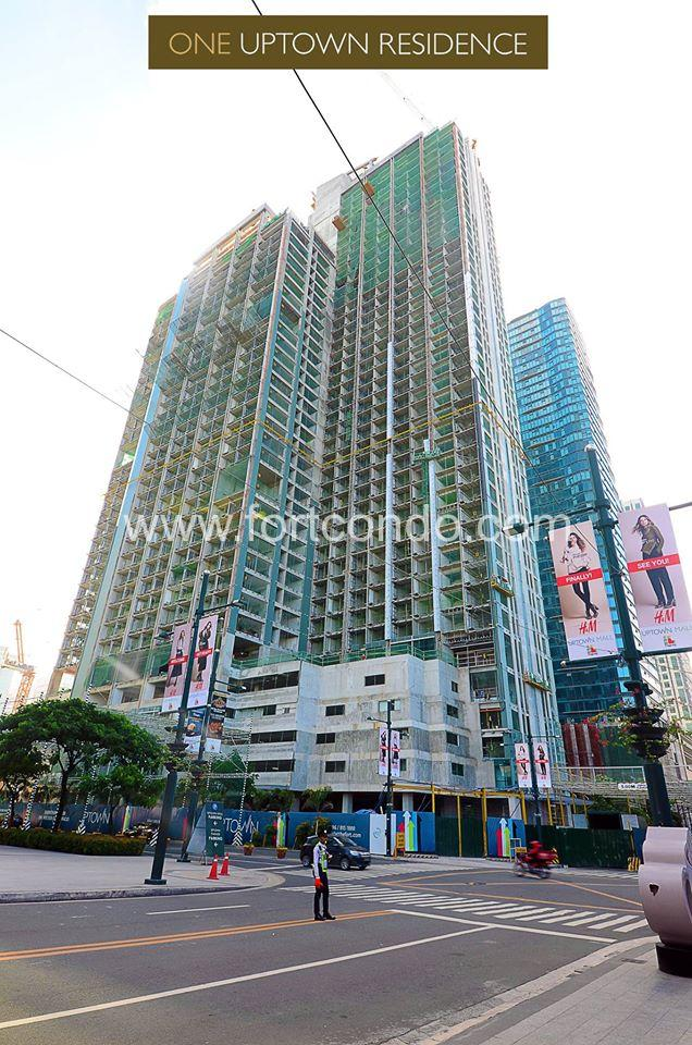 one-uptown-residence-condo-for-sale-condos-for-rent-fort-global-city-bgc-taguig-philippines