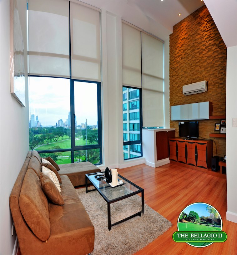 1 Bdrm Condo For Rent: One Bedroom Global City Condo For Rent