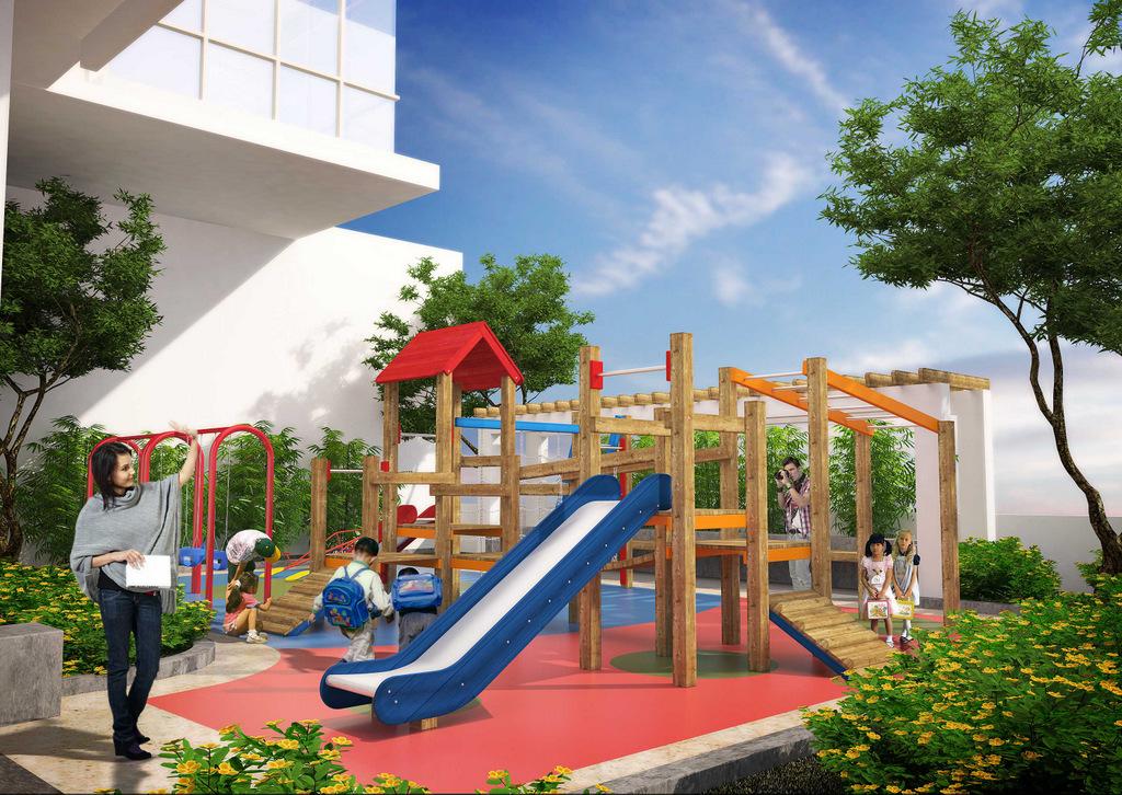 Uptown Ritz Playground