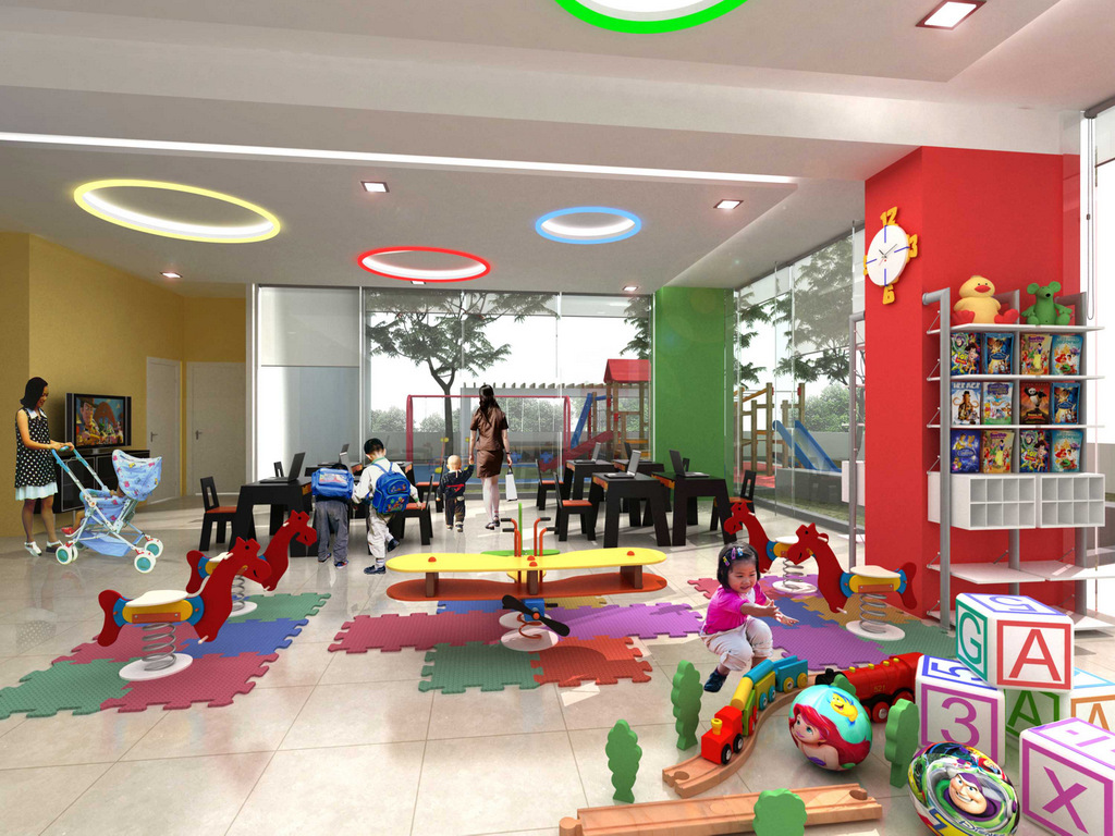 Uptown Ritz Nursery