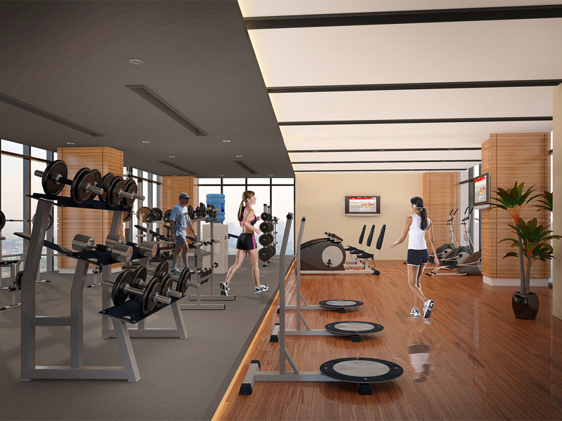 gym-florence-mckinley-hill-condos