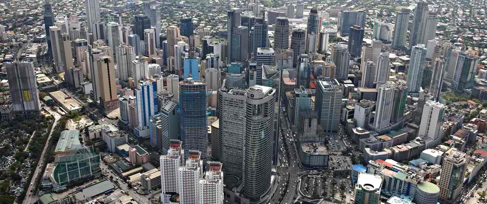 Three Central Makati City Condominiums