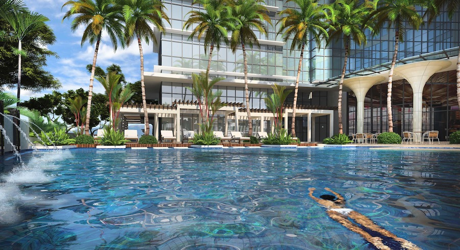 Uptown-Park-suites-Amenity-Swimming-pool