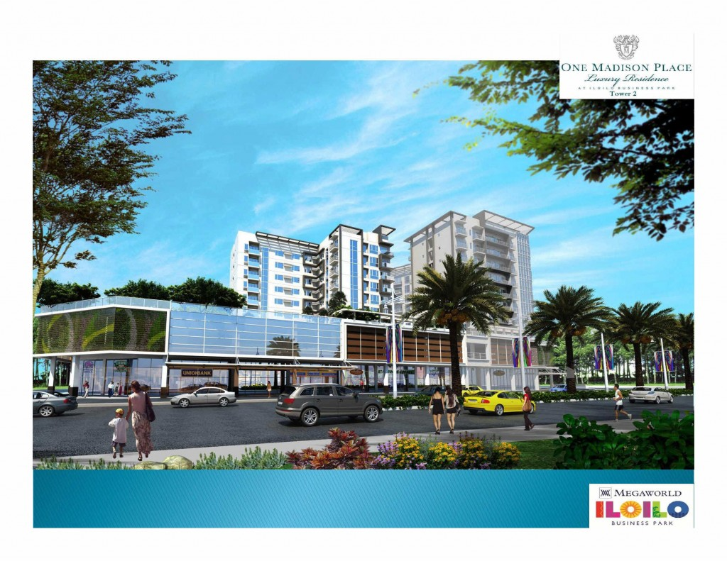 Two Madison Place - iloilo condos