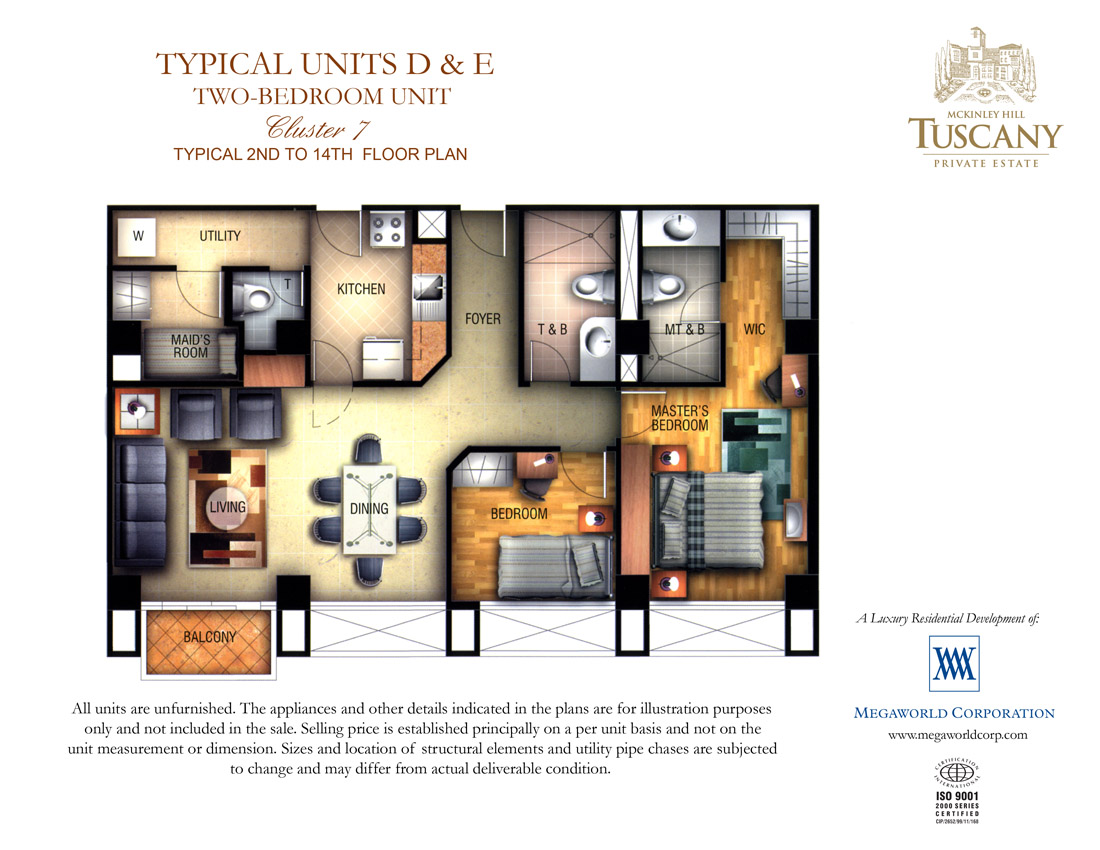 for-rent-condos-typical-units-D-E-two-bedroom-unit-Cluster-7-typical-2nd-to-14th-floor-plan