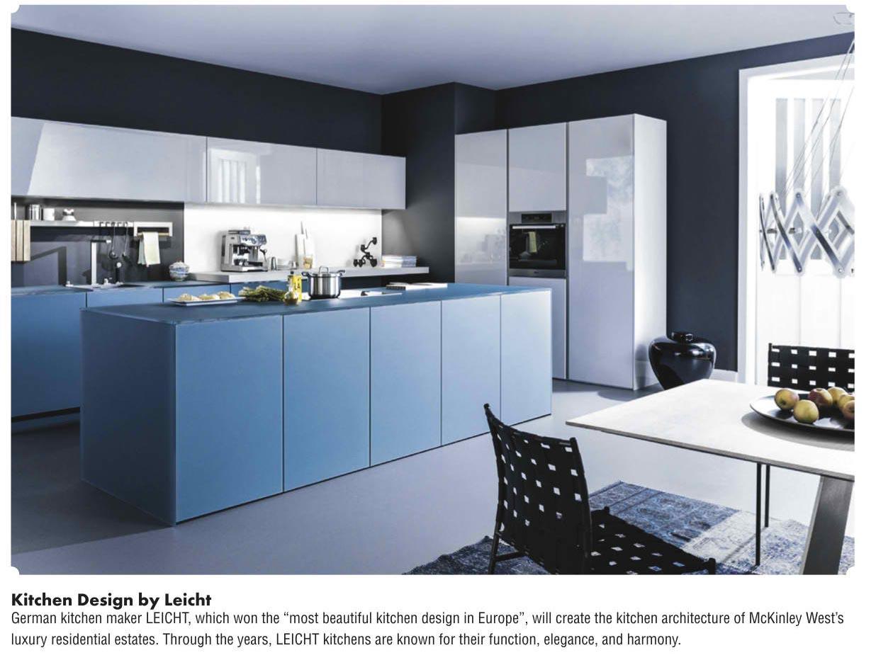European Kitchen Brands St Moritz Mckinley West Luxury Residential Estates