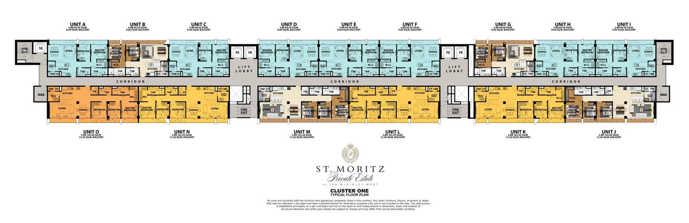 St Moritz Mckinley West Luxury Residential Estates