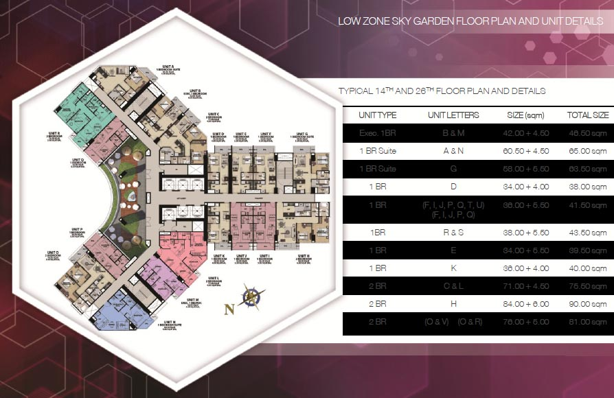 uptown-parksuites-tower2-14th-typical-floor-plan-condos-bgc