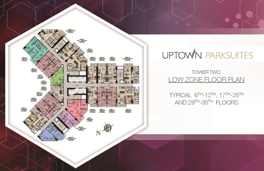 uptown-parksuites-tower2-typical-floor-plan